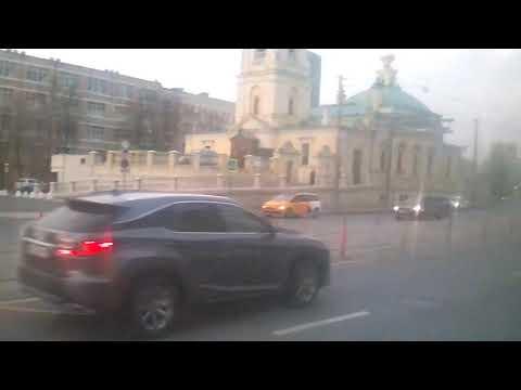 Поездка на автобусе ЛиАЗ-6213.20 2010 года №040200 по маршруту №716 Москва