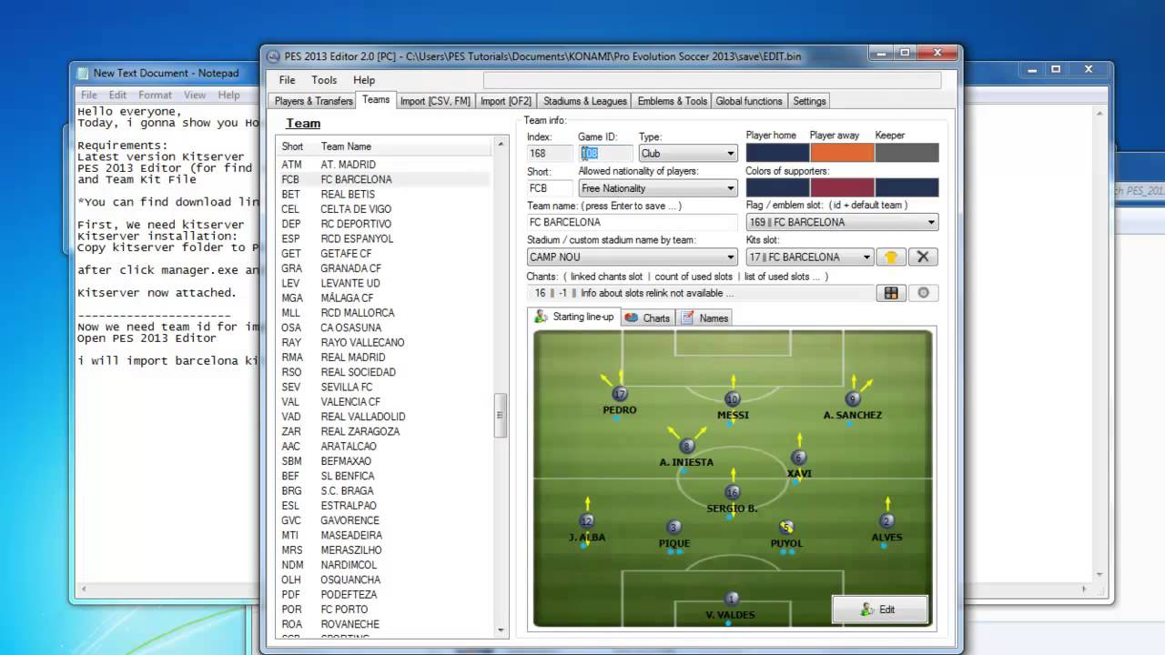 download file kitserver 13 pes 2013