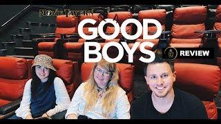 GOOD BOYS Movie Review | Tavern Talk
