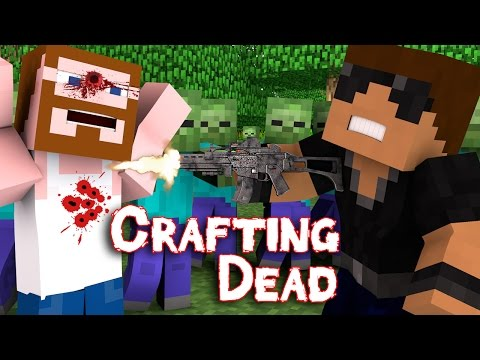 "Revenge Kill | Crafting Dead [S1: Ep.6] ""Minecraft Roleplay"""