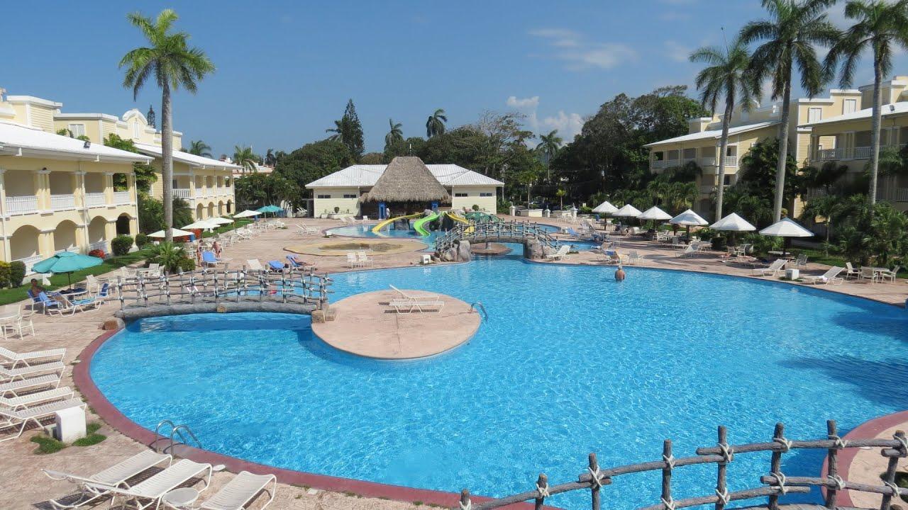 hotel villas telamar full tour tela honduras youtube