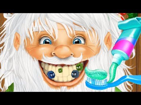 Fun Santa Care Kids Game - Sweet Baby Girl Christmas 2 - Play Fun Christmas Makeover Games For Kids
