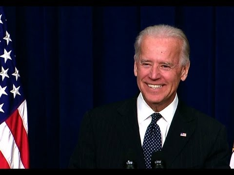 Vice President Biden Speaks on Reauthorizing the Violence Against Women Act