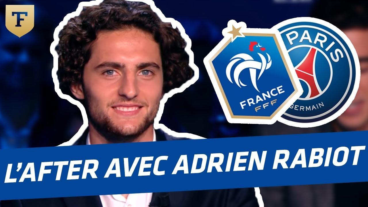 Téléfoot, l'After du 27 août avec Adrien Rabiot
