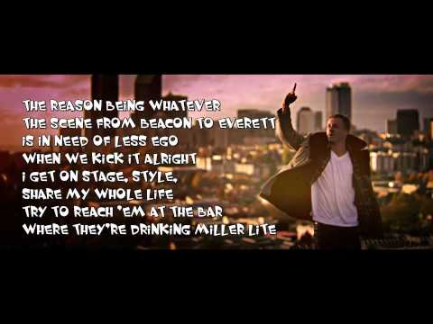 Macklemore & Ryan Lewis - The Town (with Lyrics)