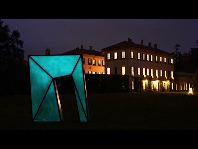 Chiara Dynys progetto espositivo per Villa e Collezione Panza, 2021