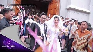 Download Video Exclusive #TheWedding David Noah & Gracia Indri Eps. 2 - Part 1/4 MP3 3GP MP4