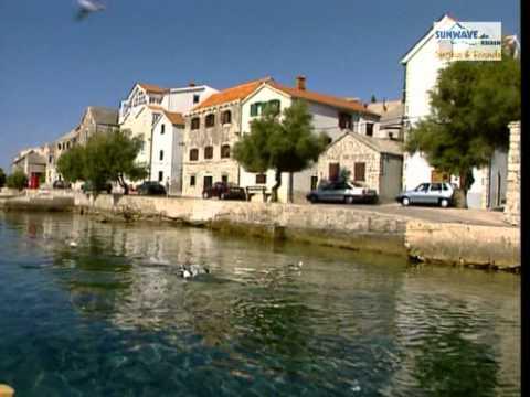 Die traumhaften kroatische Inselwelt auf Schiffsreisen für Singles mit Biketouren entdecken
