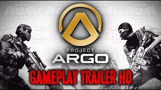 ARGO - Official Gameplay Trailer (ARMA 3 FPS New Multiplayer Game) 2017