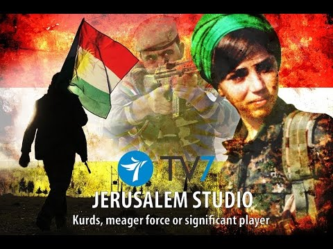 "Jerusalem Studio: ""The Kurds, meagre force or significant player"""