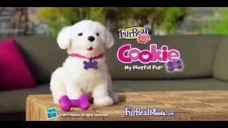 Интерактивный щенок Куки FurReal Friends Hasbro