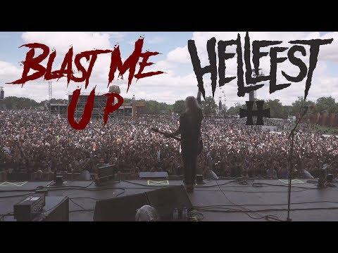 """BLACKRAIN """"Blast Me Up"""" (Live at Hellfest 2019)"""