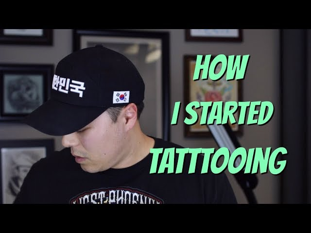 How I Started Tattooing