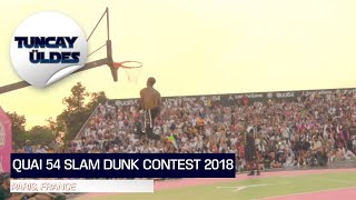 Guy Dupuy Shuts Down The Quai54 Slam Contest