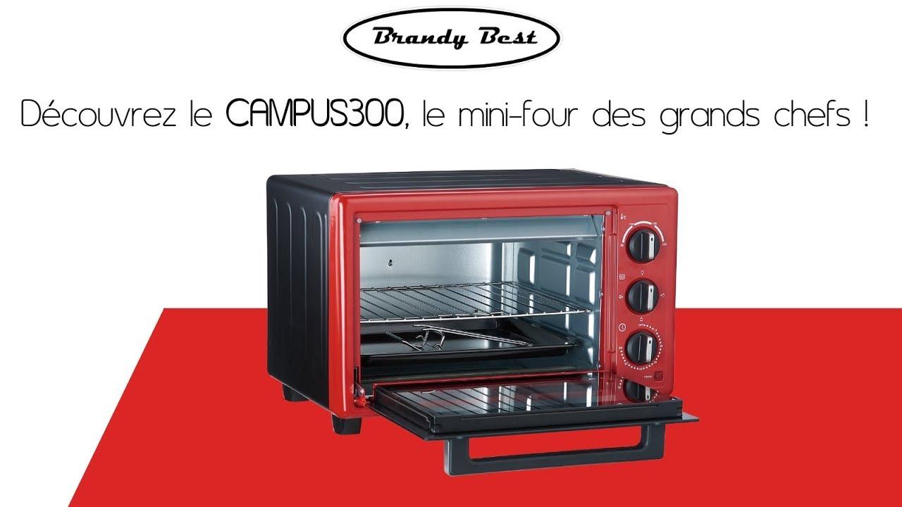 Four A Chaleur Brassee découvrez le mini-four brandy best campus300