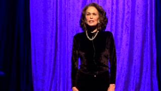 Karen Black performing Portia from Julius Caesar