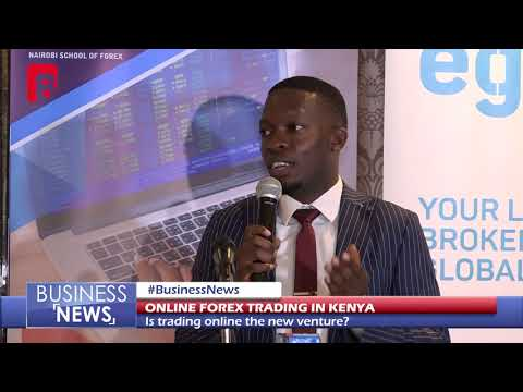 What is forex trading in kenya