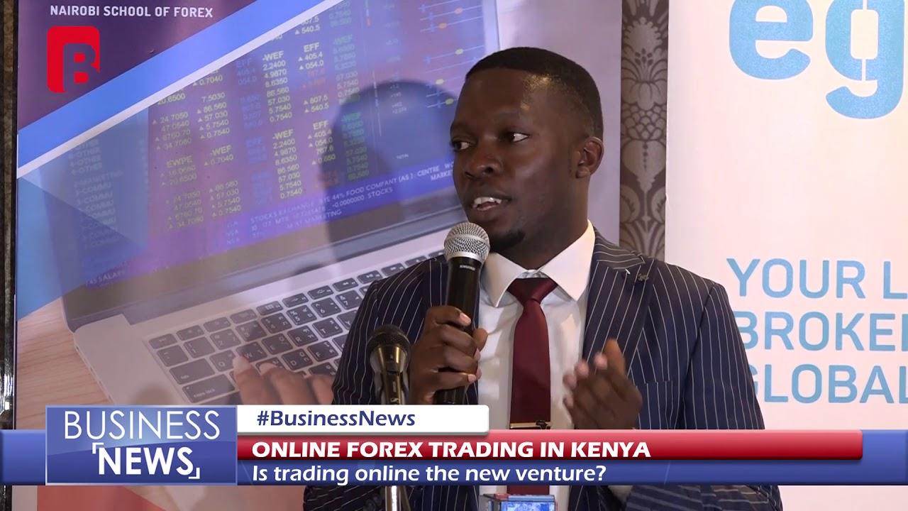 Online forex trading in kenya