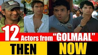 """12 Bollywood Actors from """"GOLMAAL: FUN UNLIMITED"""" 2006 