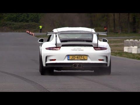 Porsche 991 GT3RS – LAUNCH CONTROL STARTS!