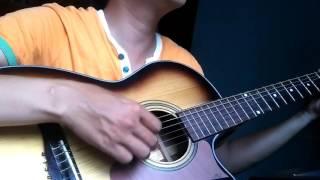 Ngừơi dưng ngược lối guitar cover