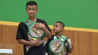 WBC amateur champions 2017 - EsNews Boxing
