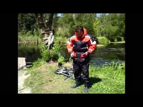 14 авг 2014. В 2014 году компания graff выпустила новый зимний костюм-поплавок. Представляем вам его краткий видеообзор.