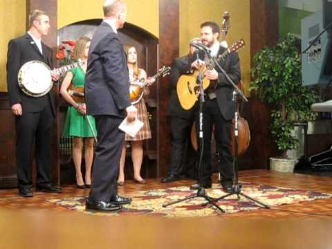 ETSU Bluegrass Pride Band WJHL Channel 11