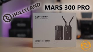 Transmisor inalámbrico de video Hollyland Mars 300 Pro | Review Jerry Abatte, Match Films - español