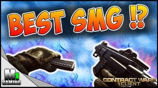 Contract wars - sig sauer mpx best smg in game