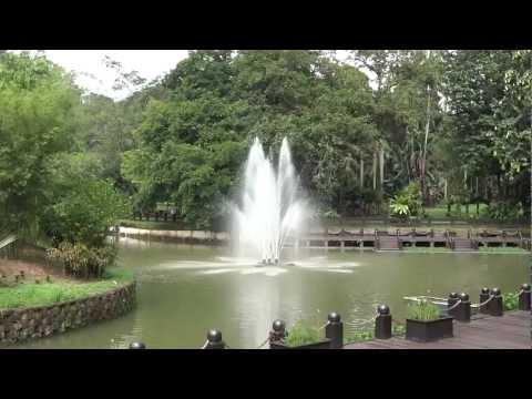 Perdana Botanical Gardens (Lake Gardens) - Kuala Lumpur, Malaysia