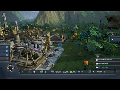 Aven Colony Gameplay  