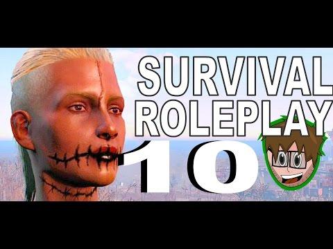 Fallout 4 Roleplay Survival: Sarcastic Raider: Commando & Demolition Build: Hubris Comics 10