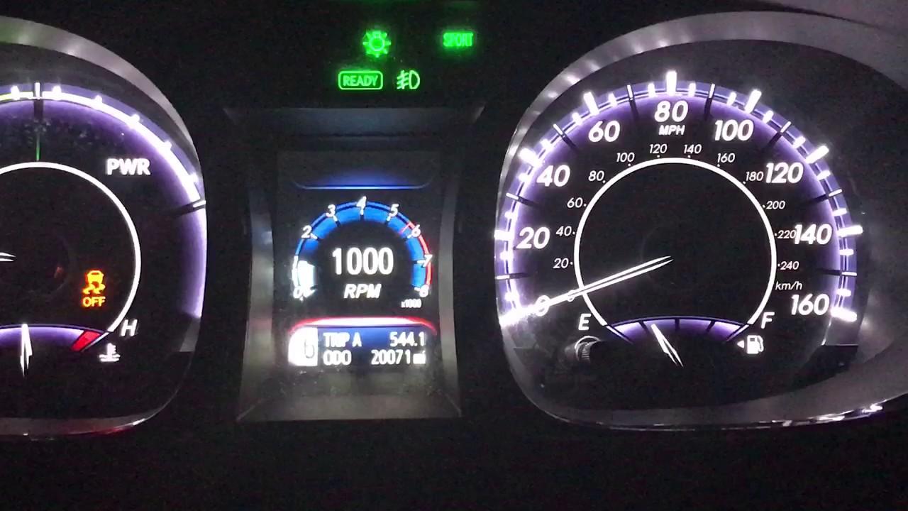Toyota Avalon 0 60 >> 2014 Toyota Avalon Limited Hybrid 0 60 Mph