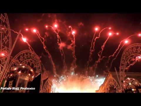 Festa Santa Barbara a Paternò 2016 e Spettacolo Piromusicale Ditta Vaccalluzzo Events