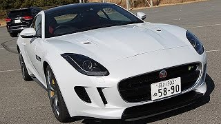 英高級車メーカー、ジャガー・ランドローバーのスポーツ車「Fタイプ R...