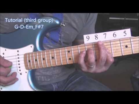 How toplay Hotel California without the use of a capo (Tutorial)