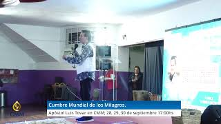 Pastor  Giménez - 27 de Septiembre 2019. (Isaías 30:31)