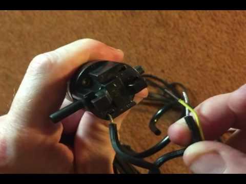 Lamp Switch/Socket Replacement /Repair - YouTube