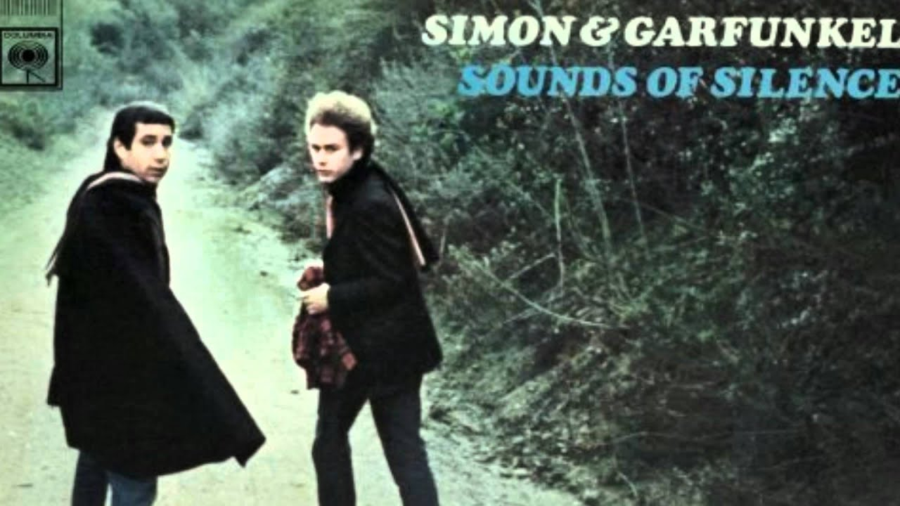 A review of the simon and garfunkels the sound of silence