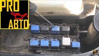 видео Система охлаждения Ниссан Альмера Классик Б10