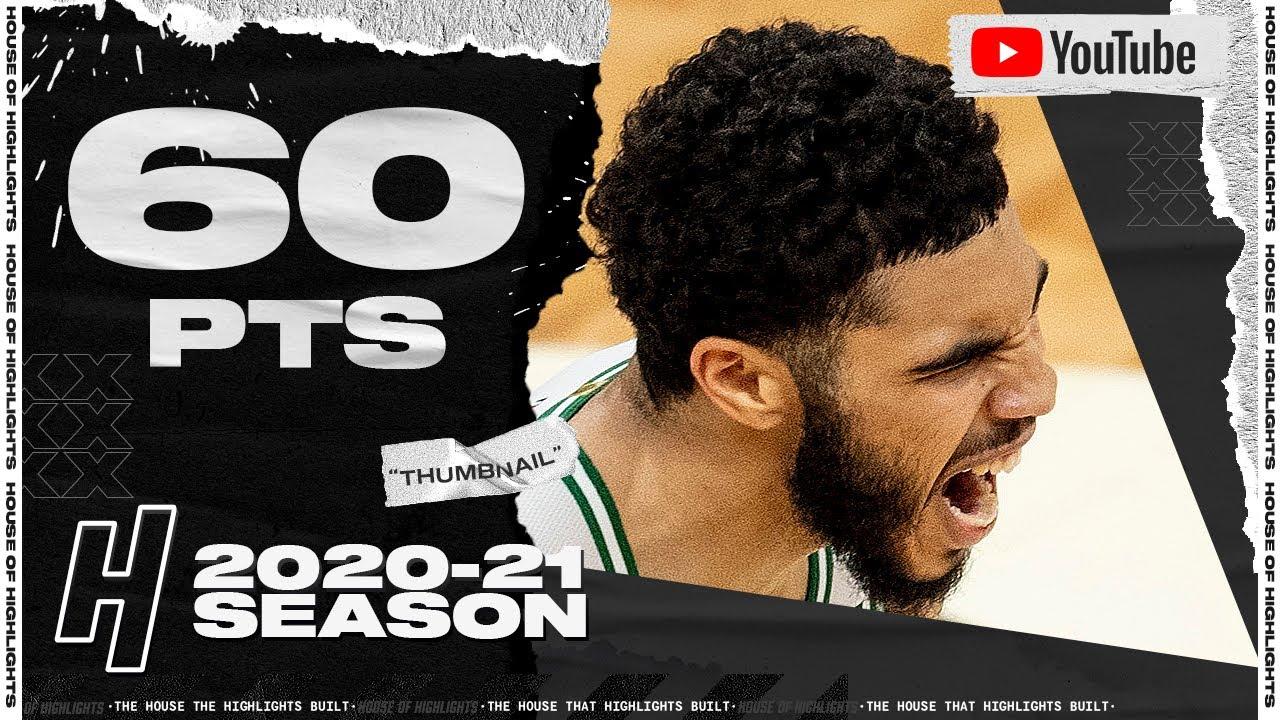Download Jayson Tatum CRAZY 60 Points Full Highlights vs Spurs | April 30, 2021 | 2020-21 NBA Season