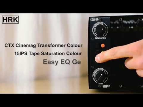 Easy EQ Ge - Colour Palette Plugin Board - DIY Recording Equipment