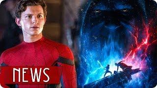 Tom Holland bleibt SPIDER-MAN   BREAKING BAD Film   D23 Expo - FILM NEWS