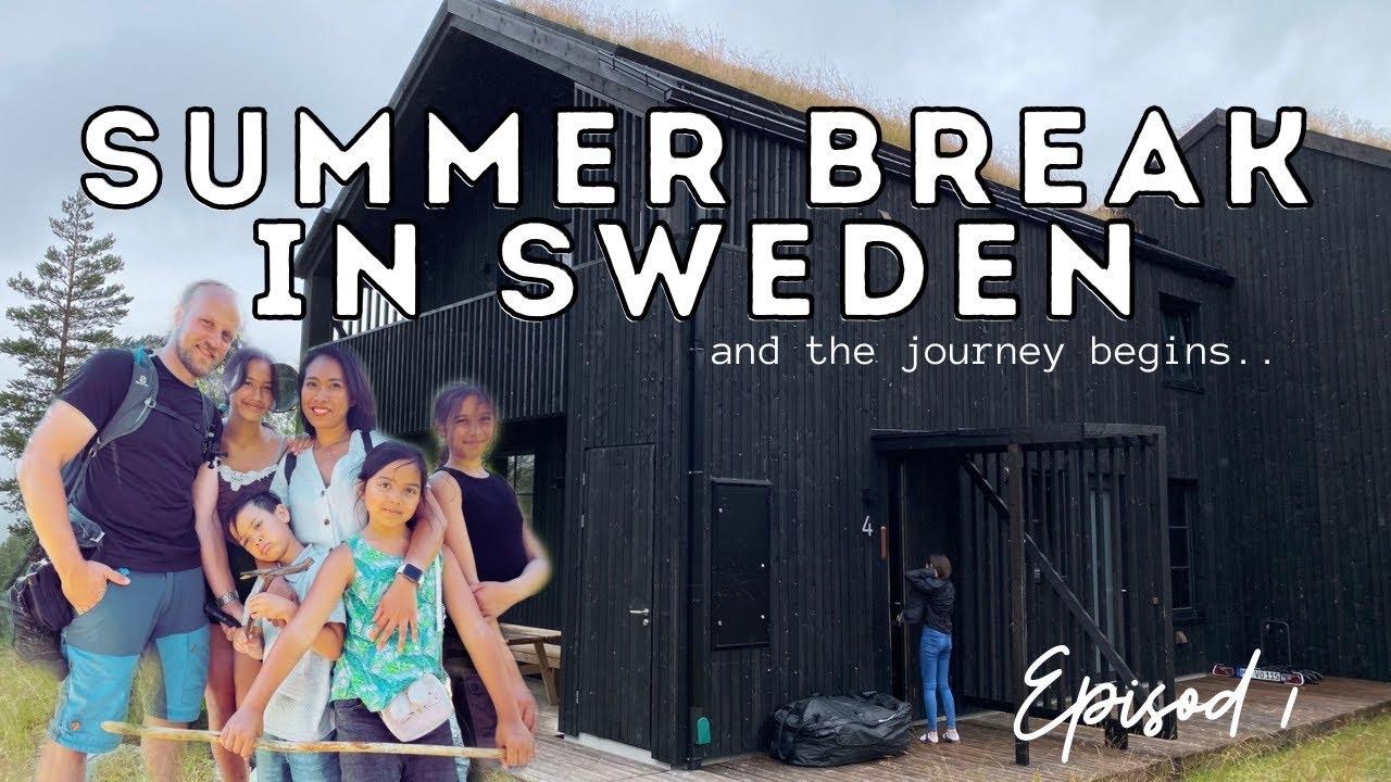 ROADTRIP Merentas Negara ke SWEDEN / SUMMER HOLIDAYS 2021