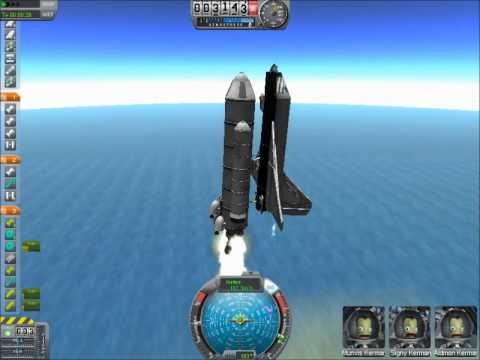kerbal space program shuttle designs - photo #29