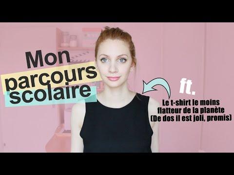 MON PARCOURS SCOLAIRE: Etudes De Marketing & Ecole De Commerce | HeyGlad