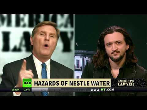 Nestle and Micro-Plastics In the Water You Drink