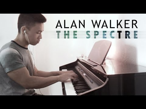 Alan Walker - The Spectre (piano cover by Ducci)
