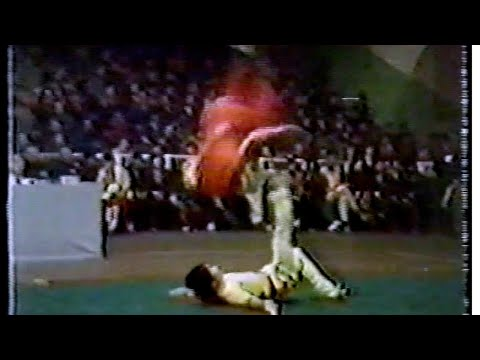 【武術】1984 男子対練 (3/3) / 【Wushu】1984 Men Duilian (Dual Event) (3/3)